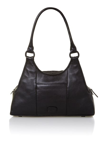 Radley Black large hobo bag