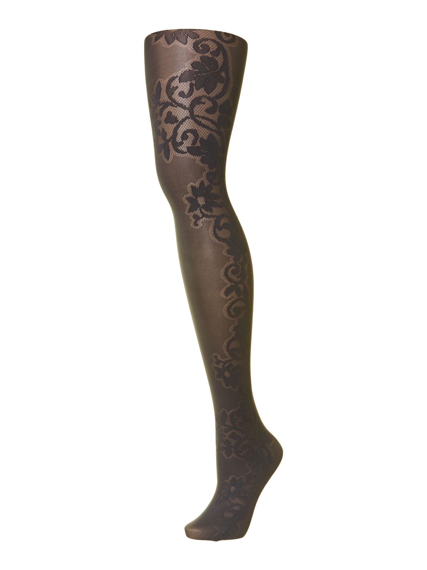 Mimi floral tights
