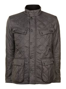 Quilted international ariel polar jacket