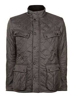Men's Barbour Quilted international ariel polar jacket