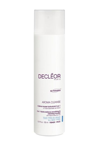 Decléor Hydra Radiance Smoothing and Cleansing Mousse