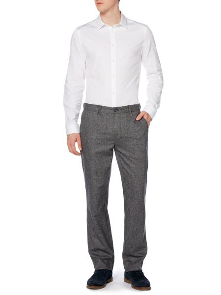 Linea vinci formal birdseye trousers