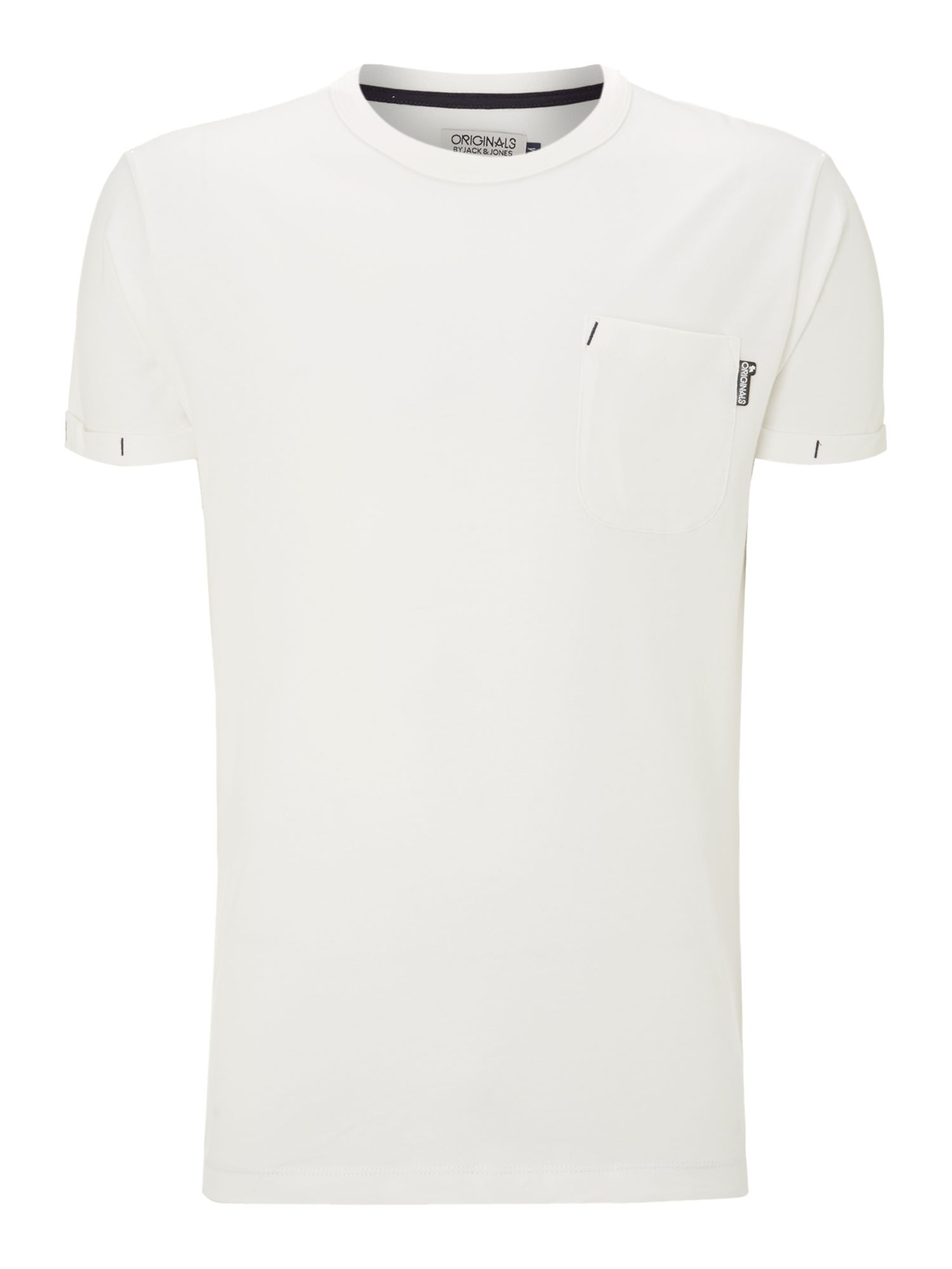 Essential short sleeve t-shirt