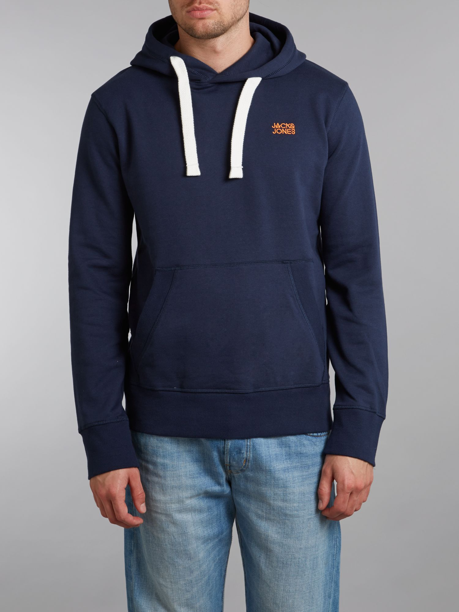 Long sleeved hooded sweat