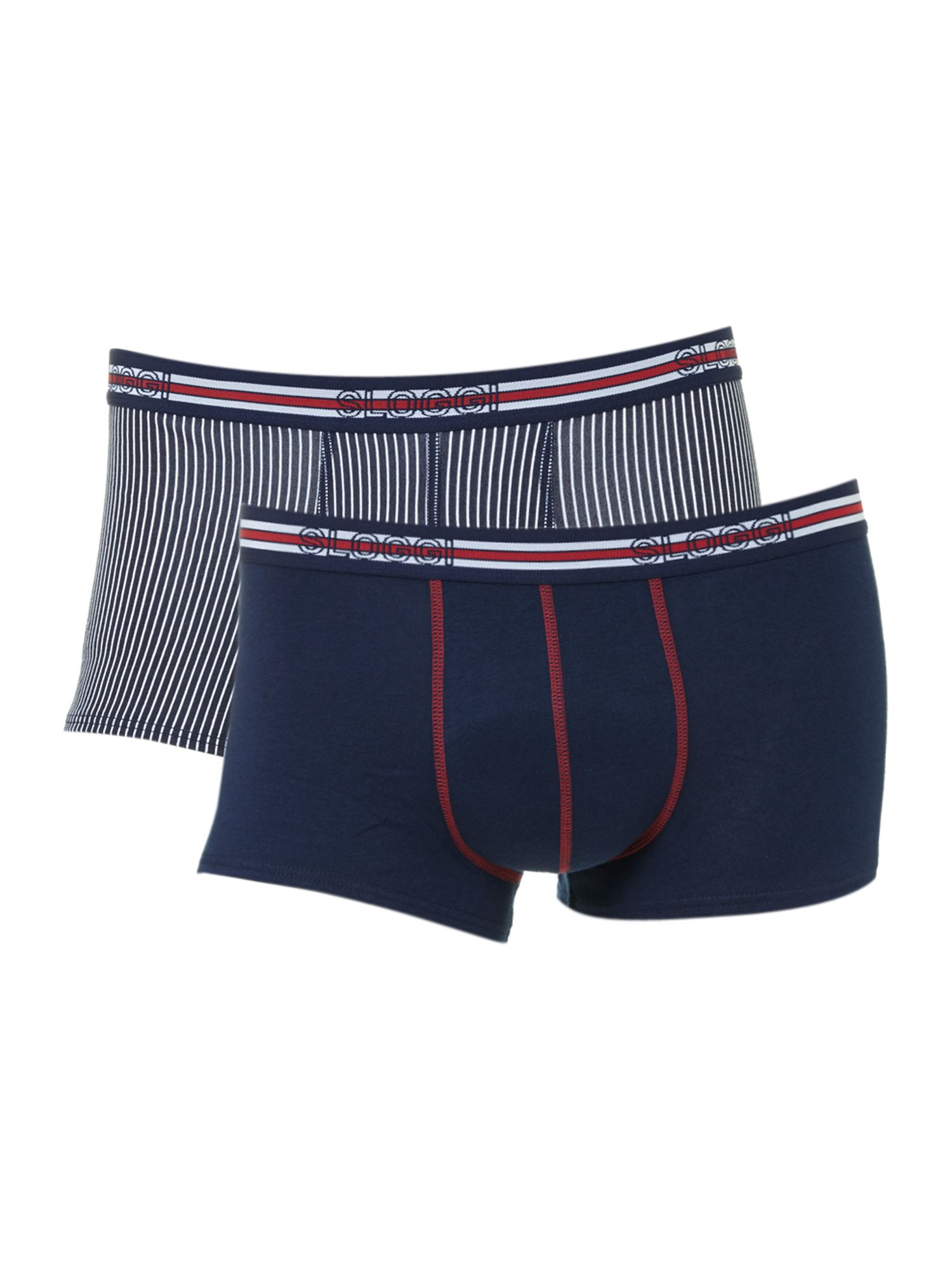 2 pack match hipster trunk