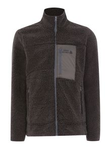 Mountain borg fleece