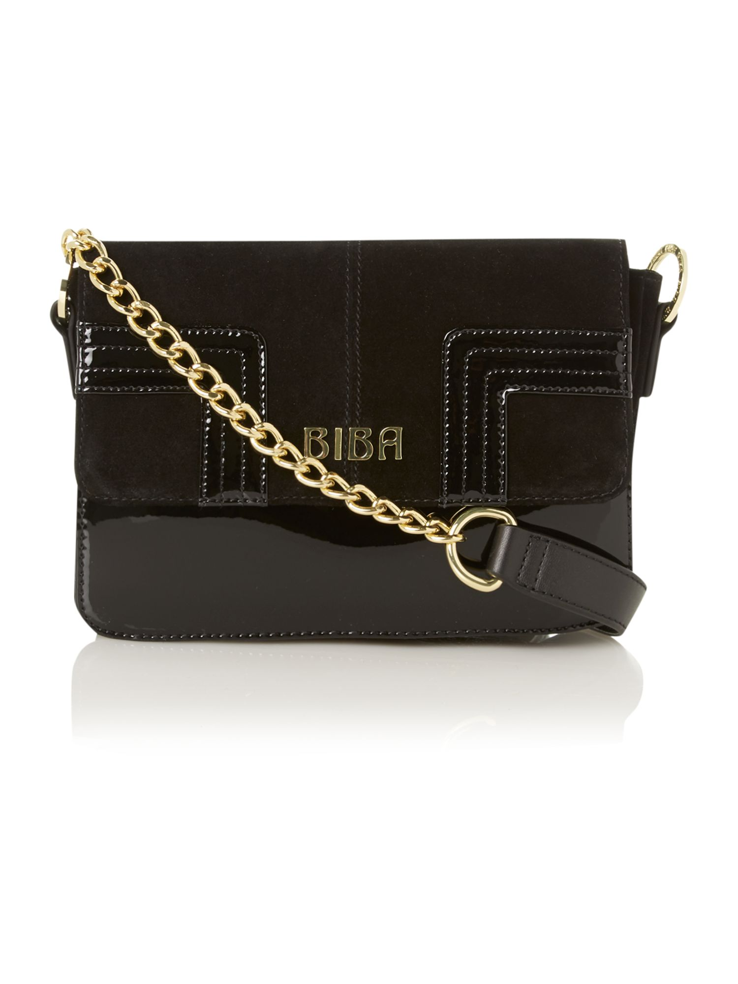 Natasha chain cross body bag