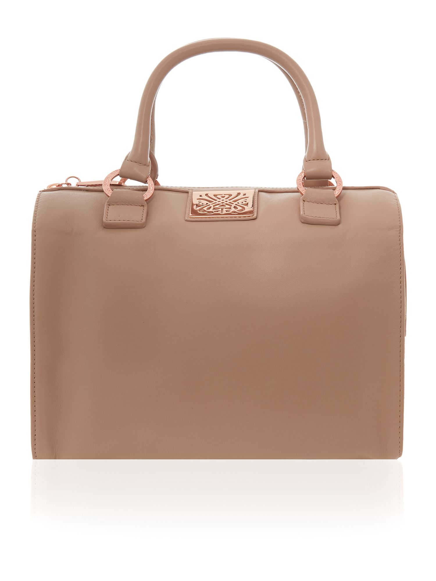 Sam square bowler bag