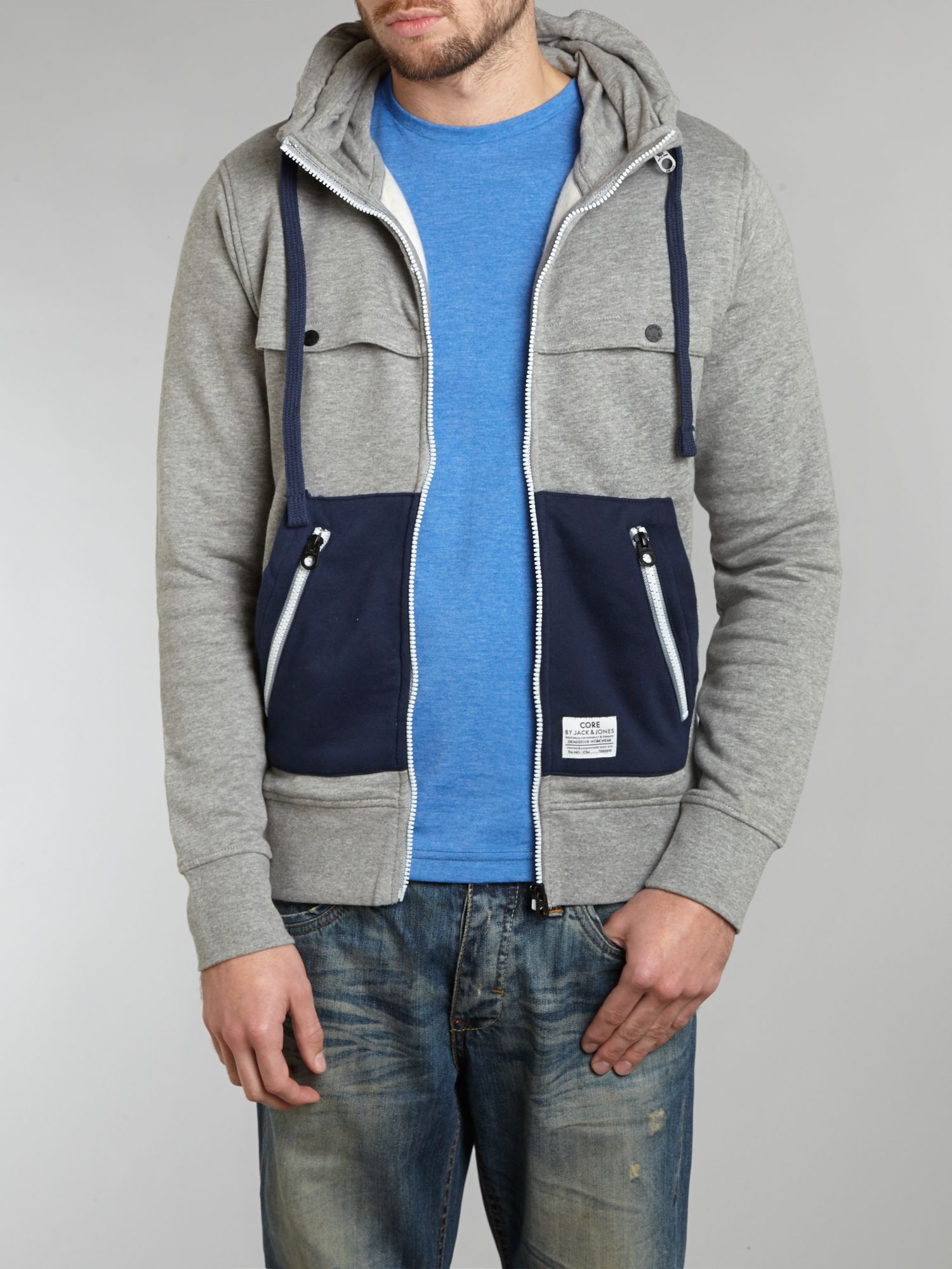 Simon hooded Sweatshirt