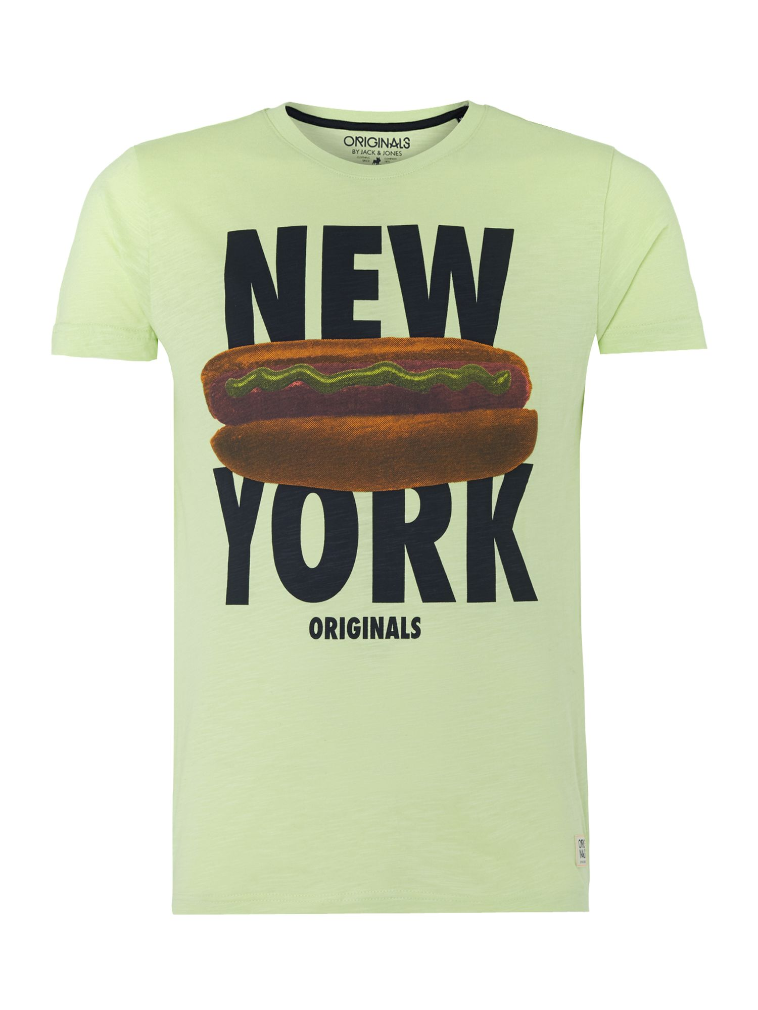 NY Night short sleeve t shirt