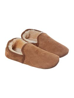 Closed back classic garrick slipper