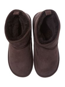 Just Sheepskin Chester sheepskin bootie