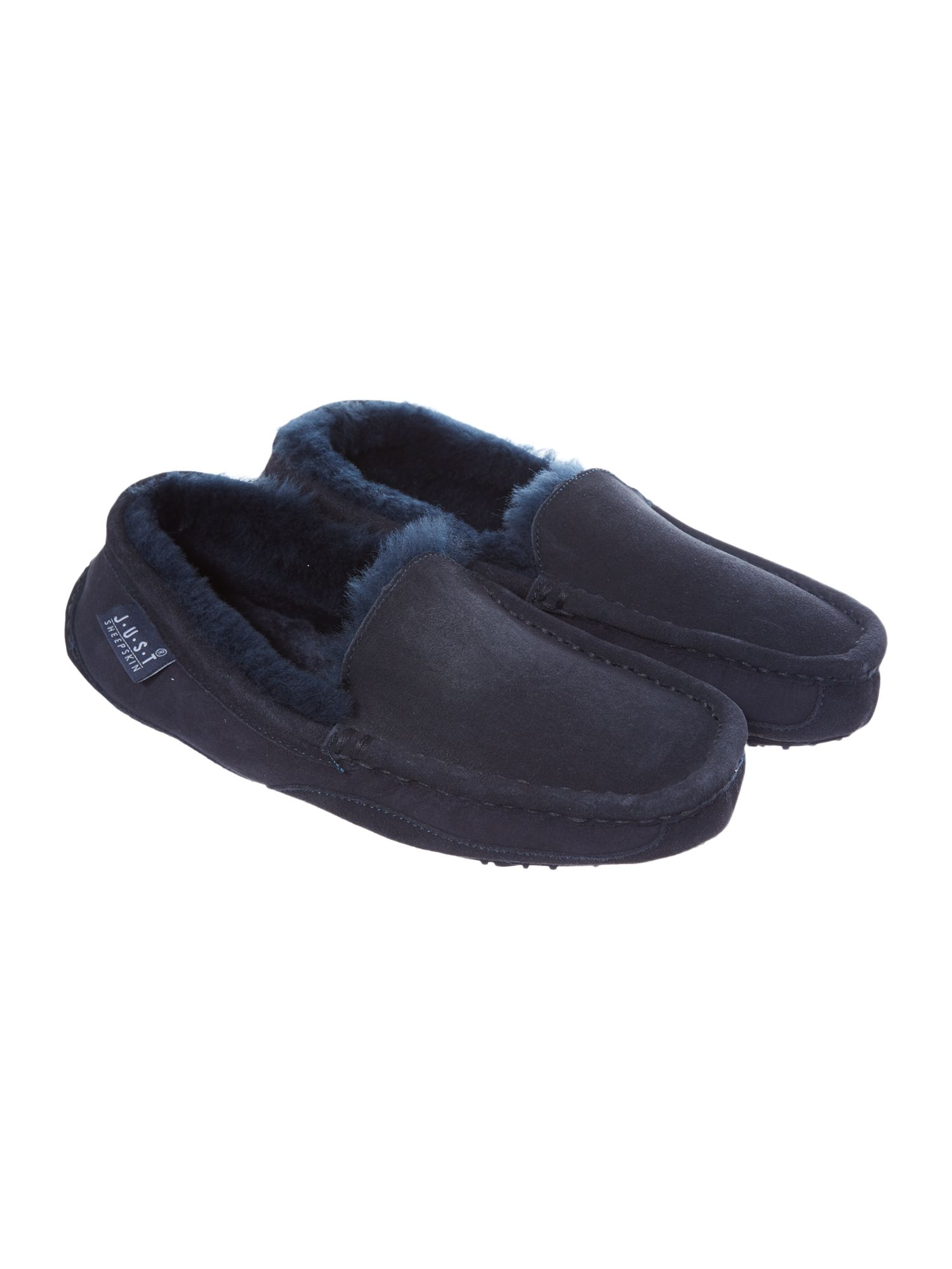 Harpley moccasin slipper