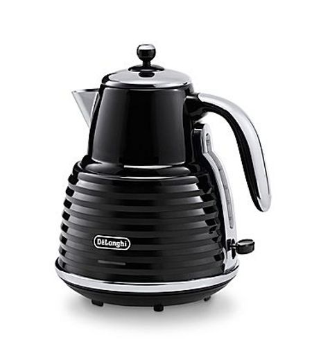 Delonghi Delonghi Scultura Kettle Black
