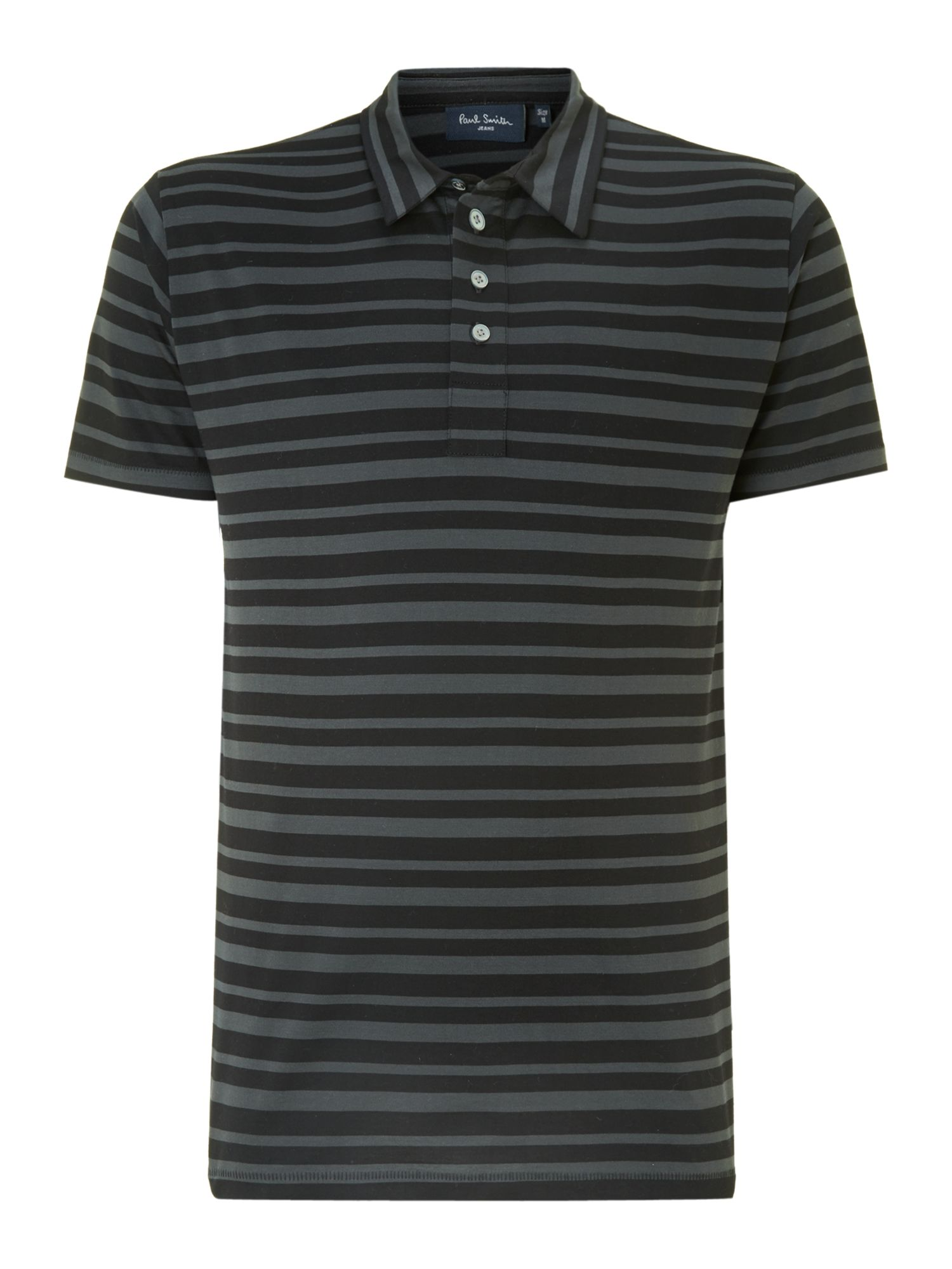 Polo jersey stripe