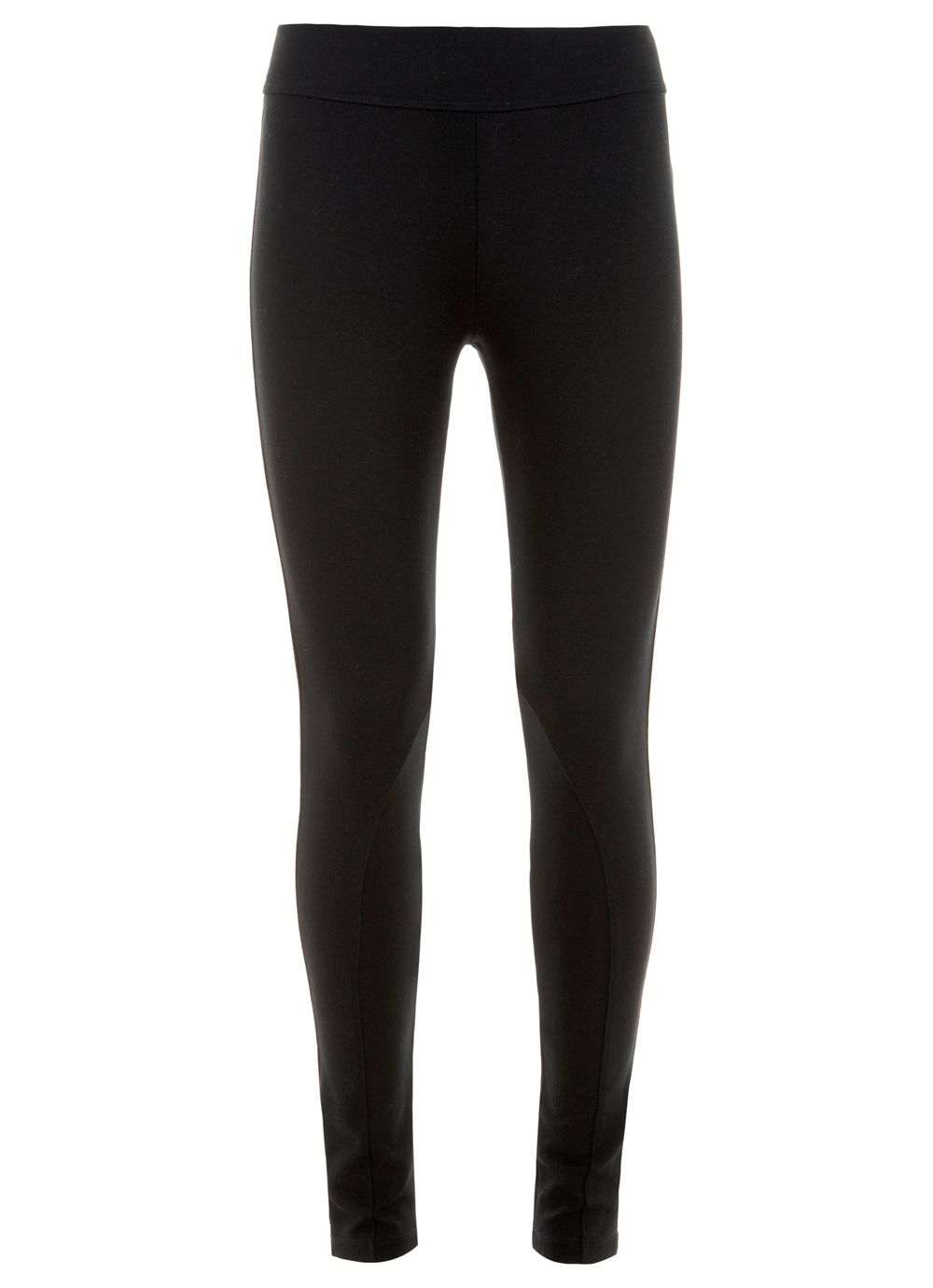 Black Jodhpur Leggings
