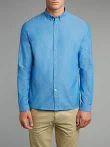 Paul Smith Jeans Long sleeve oxford shirt