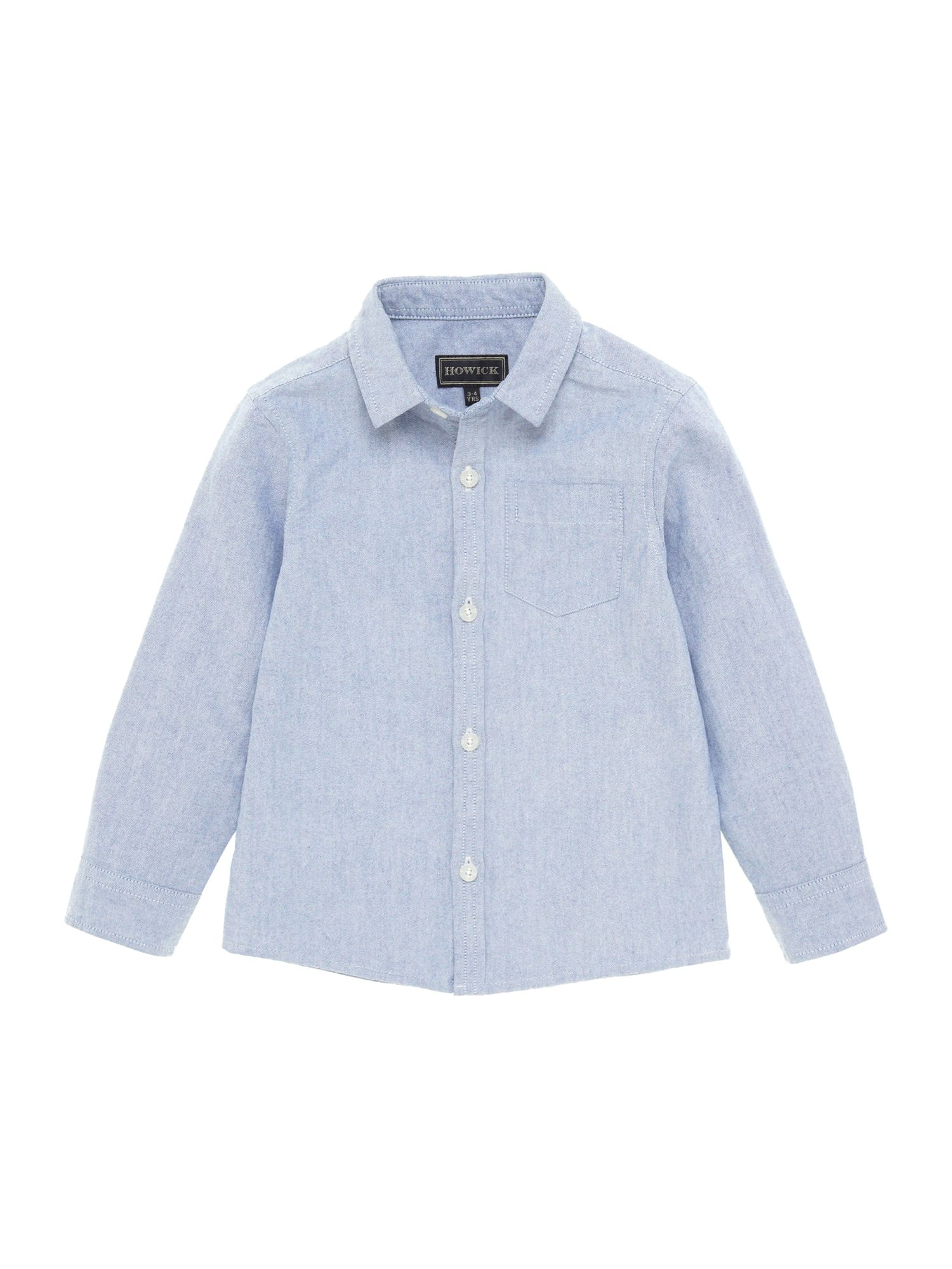 Boys oxford shirt
