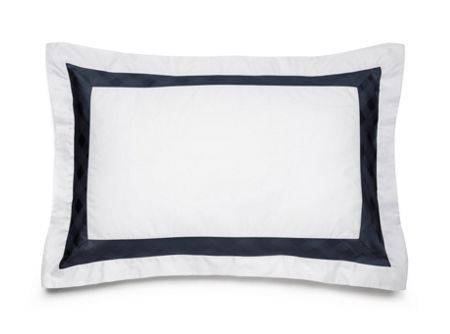 Ralph Lauren Home Glen plaid navy king sham