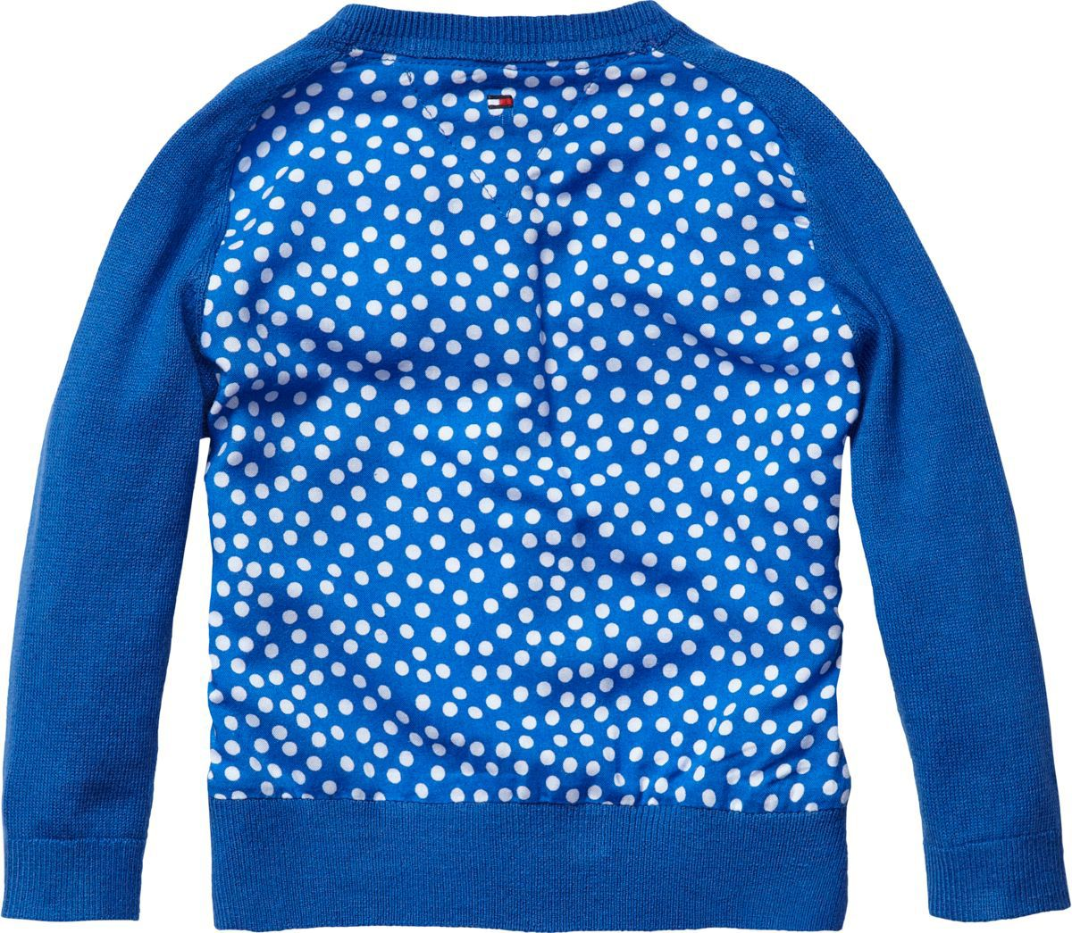 Girl`s dots mini cardigan