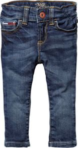 Girl`s nina skinny mini jean