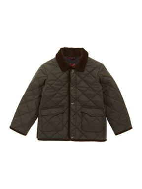 Howick Junior Boy's Quilted Jacket
