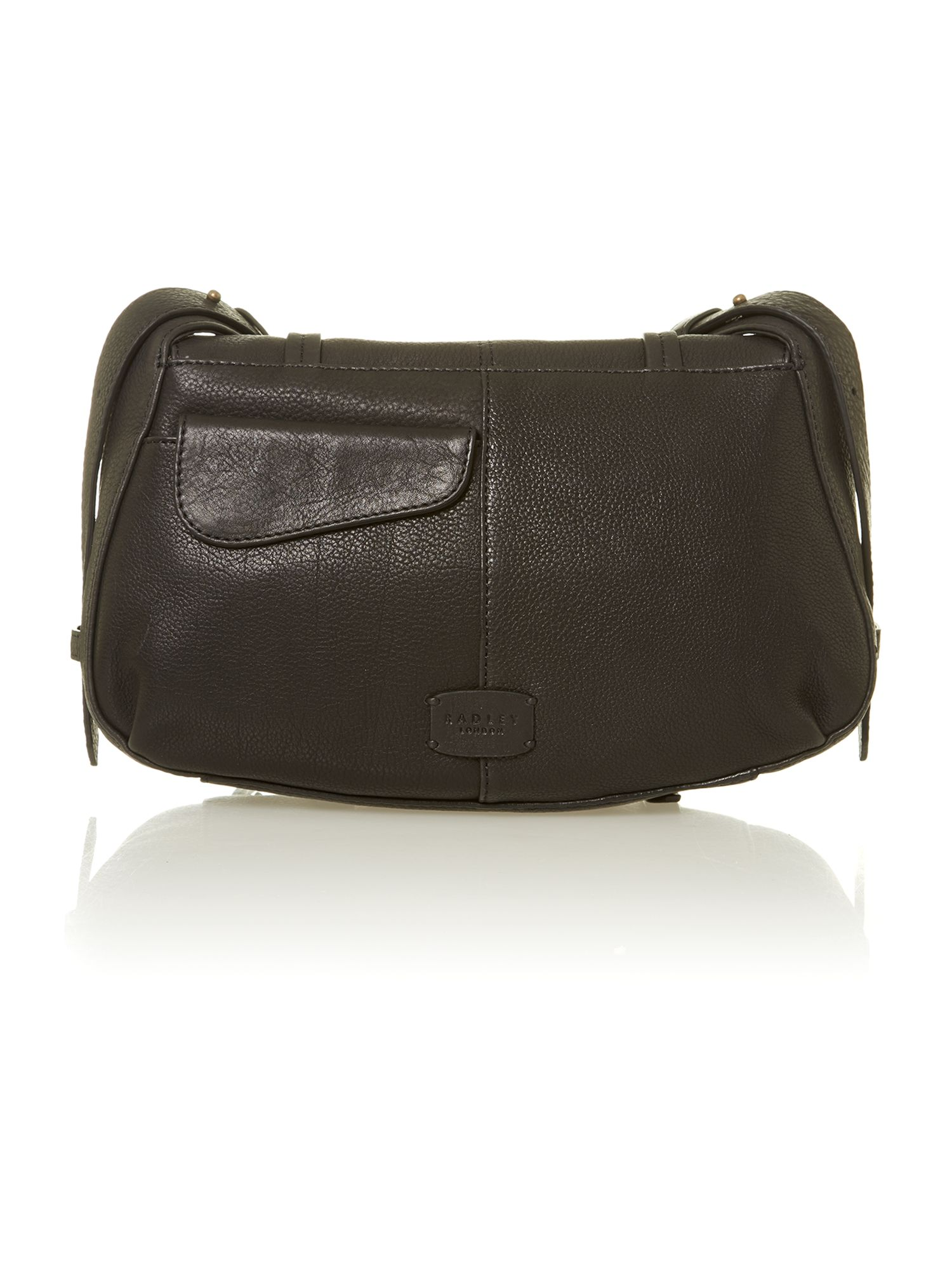 Grosvenor black medium shoulder bag