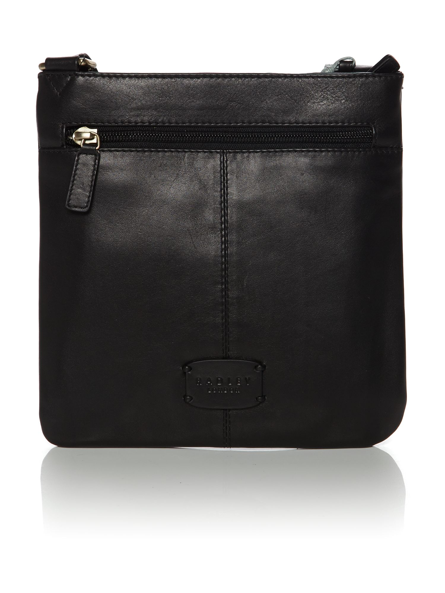 Black small pocket bag