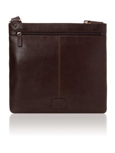 Radley Brown large pocket bag