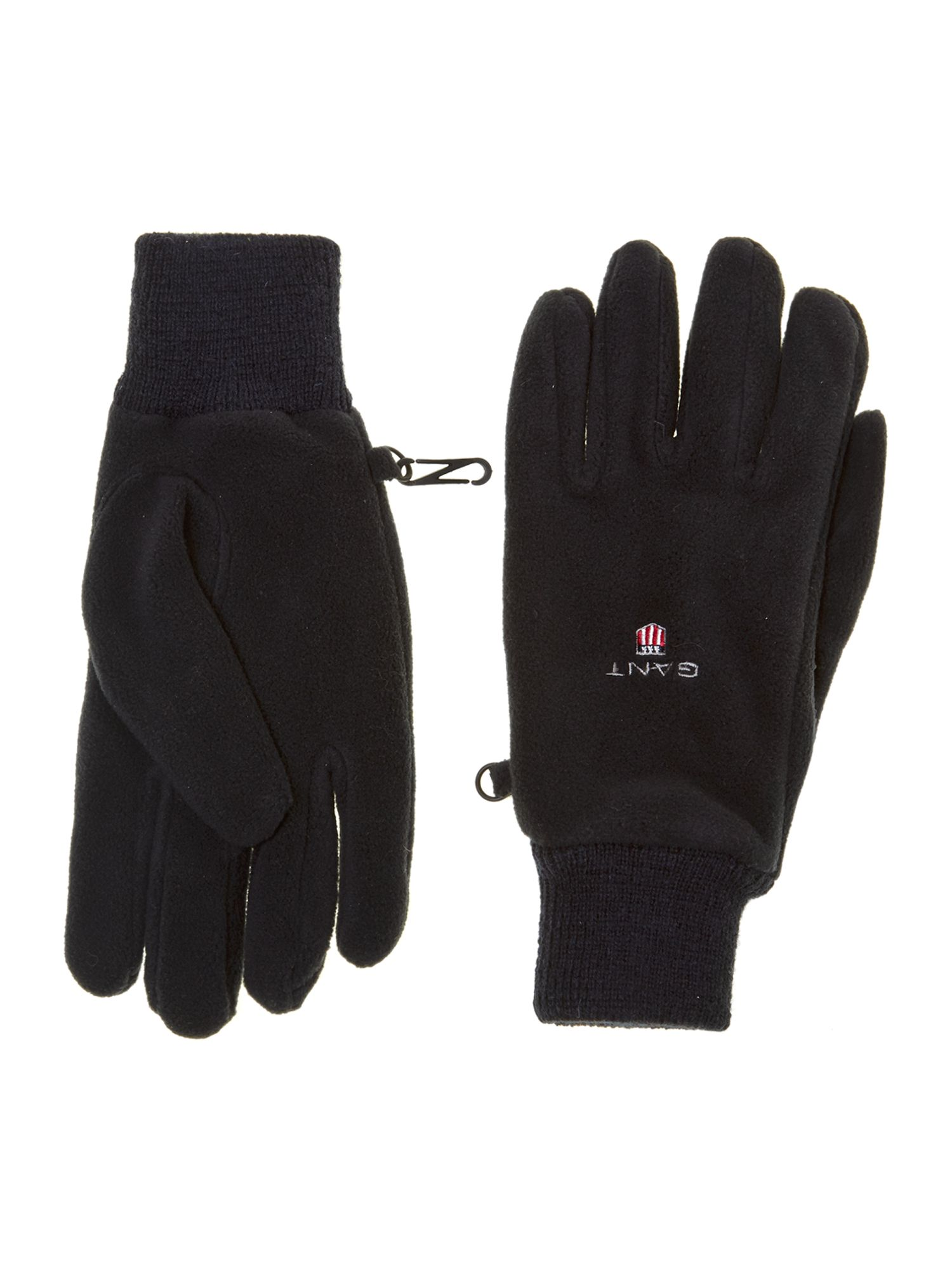 Boy`s fleece gloves