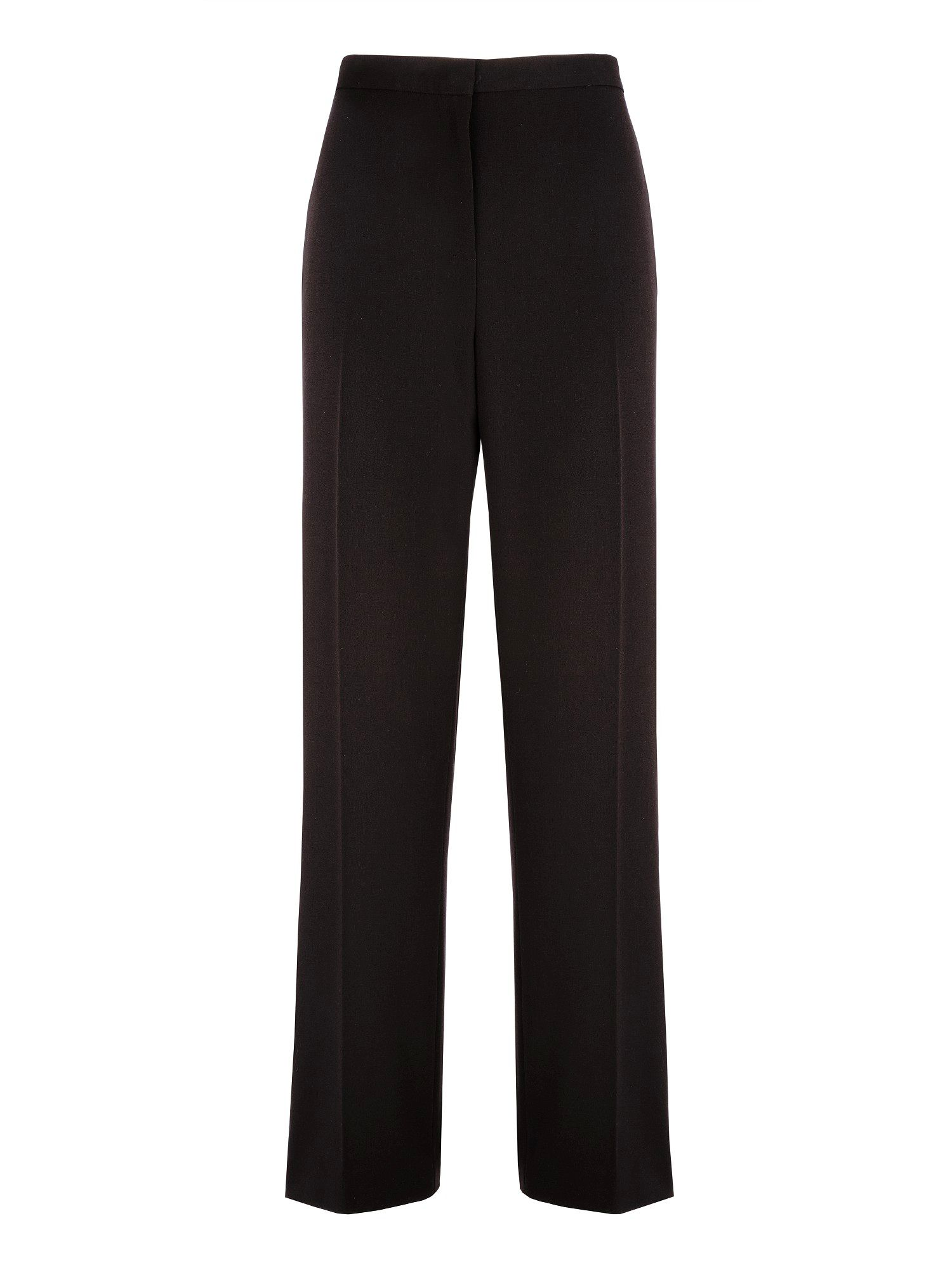 Black tailored trouser