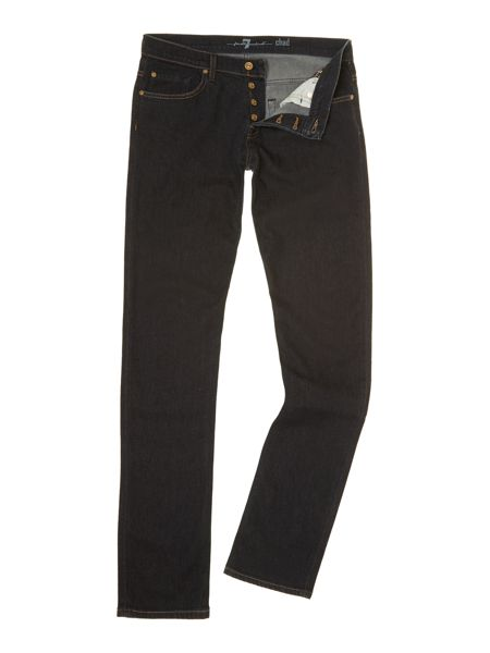 7 For All Mankind Chad jean cashmere rinse