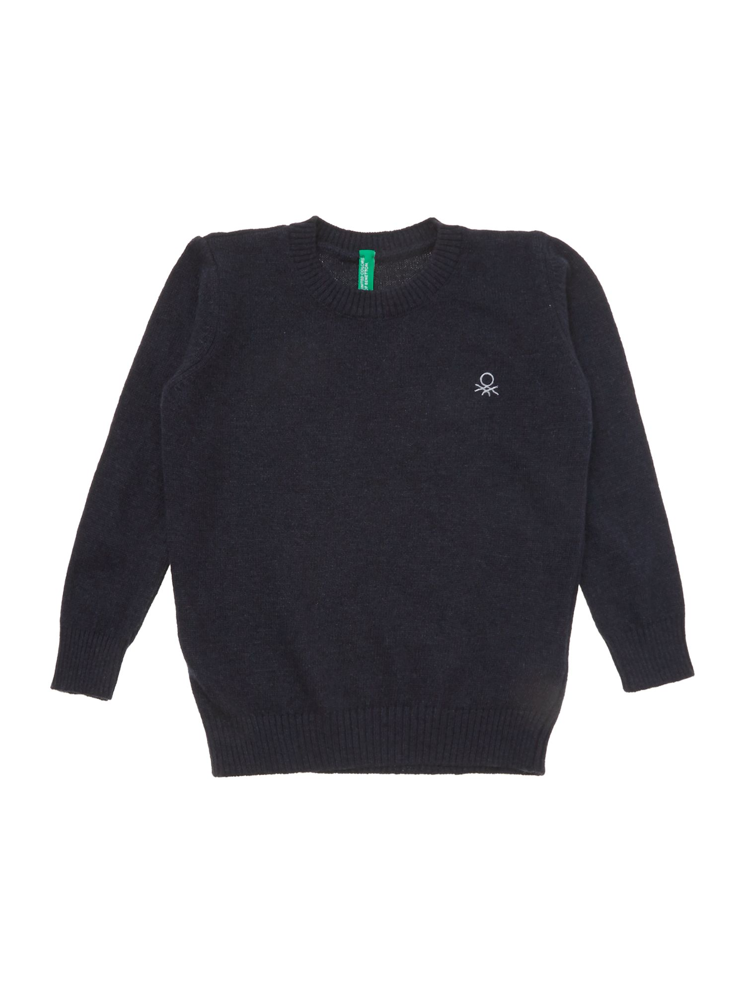 Boy`s V neck wool jumper