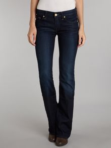 Kimmie bootcut jeans in Honey Blues