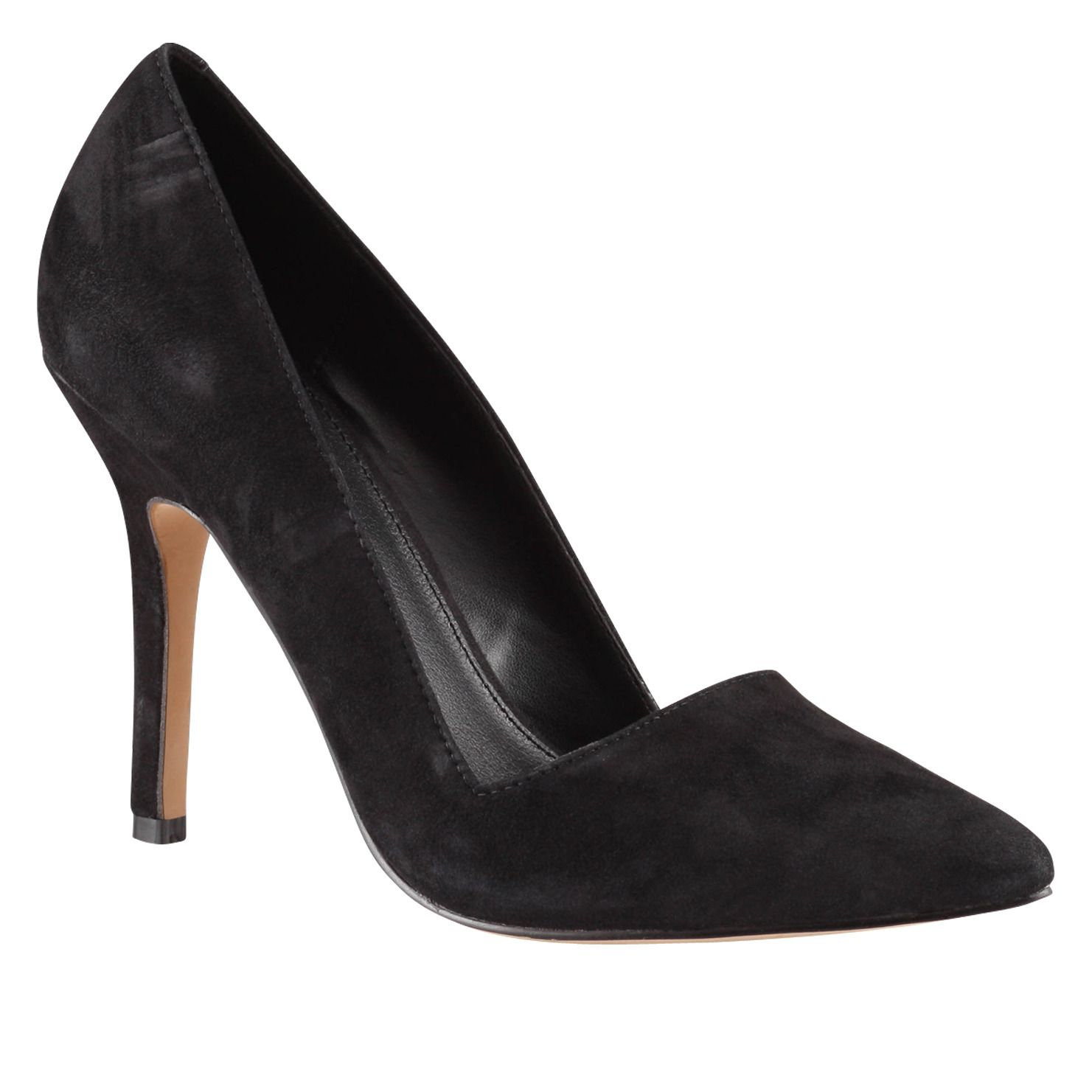Zipfel Stilleto Court Shoes
