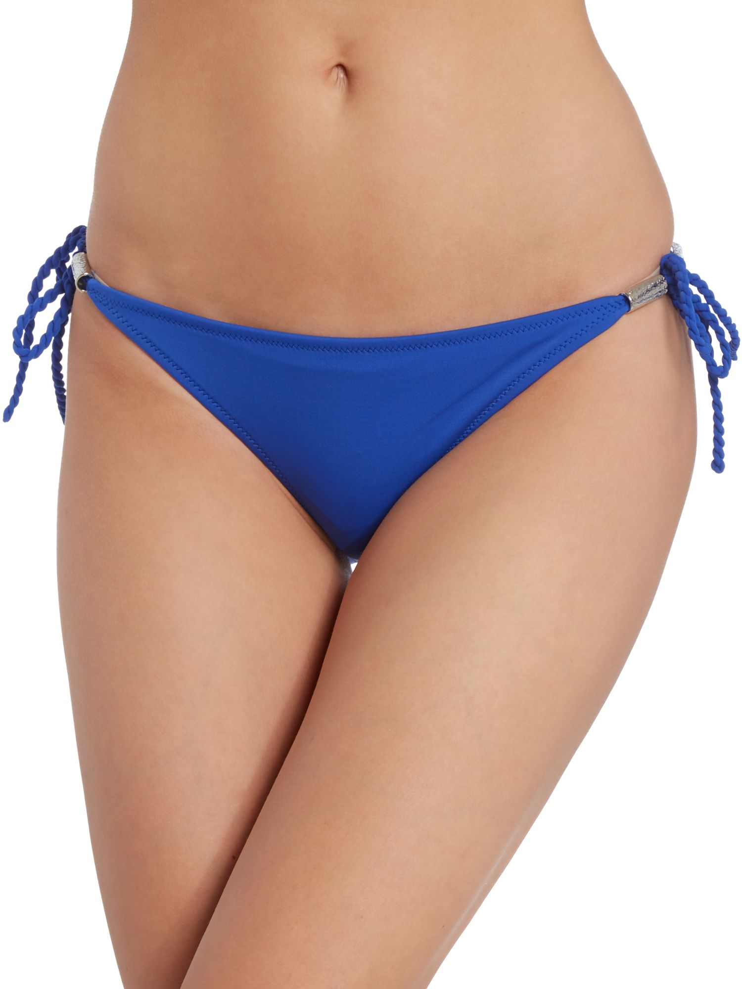 Saint lucia rope tie side brief