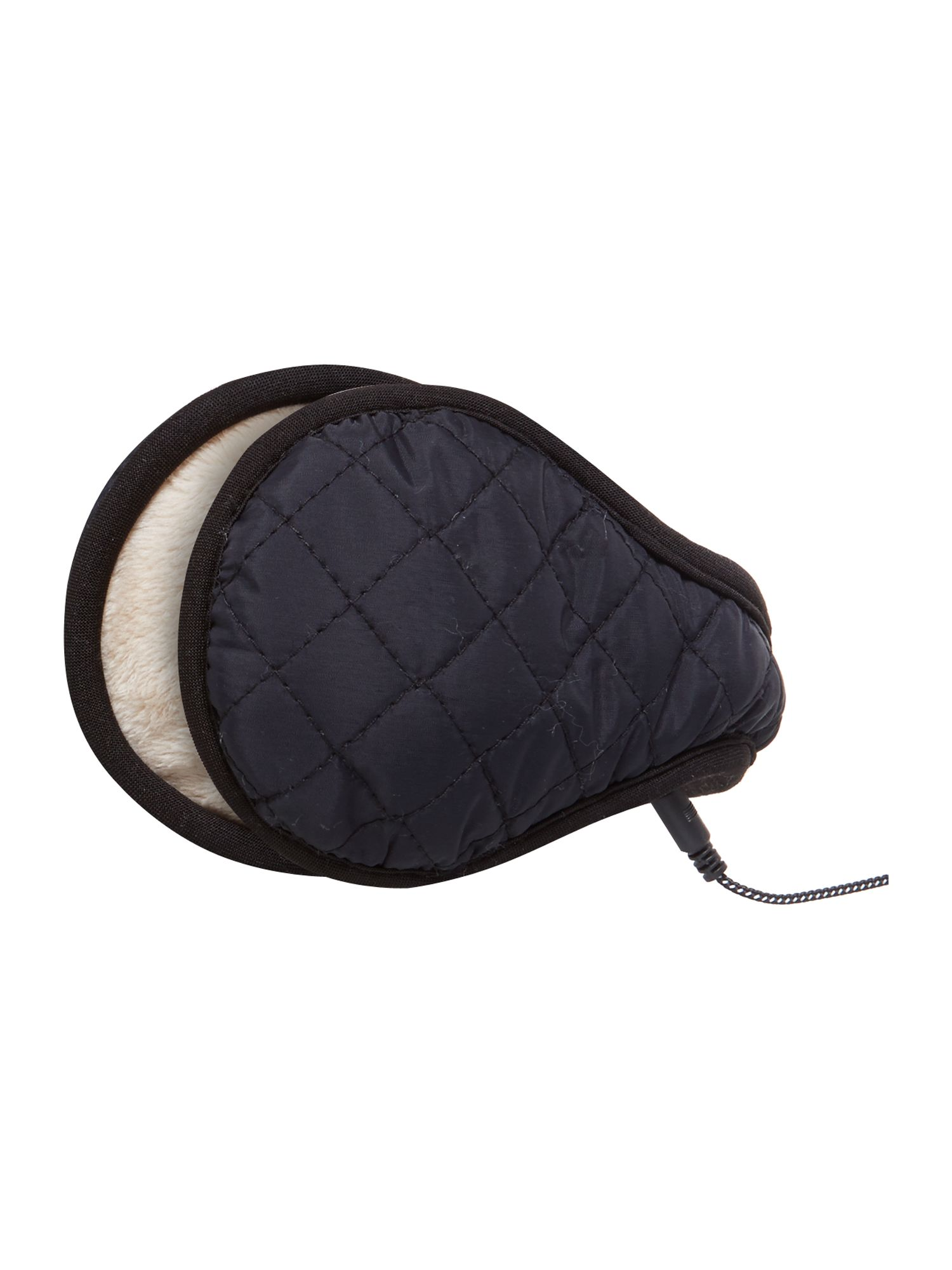 Hear muff quilted audio earmuff