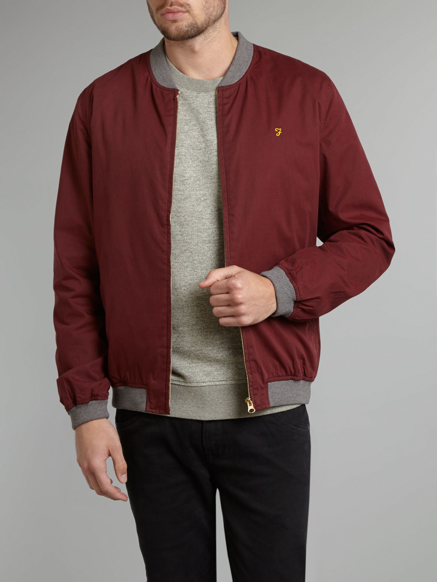 Wheeler jacket