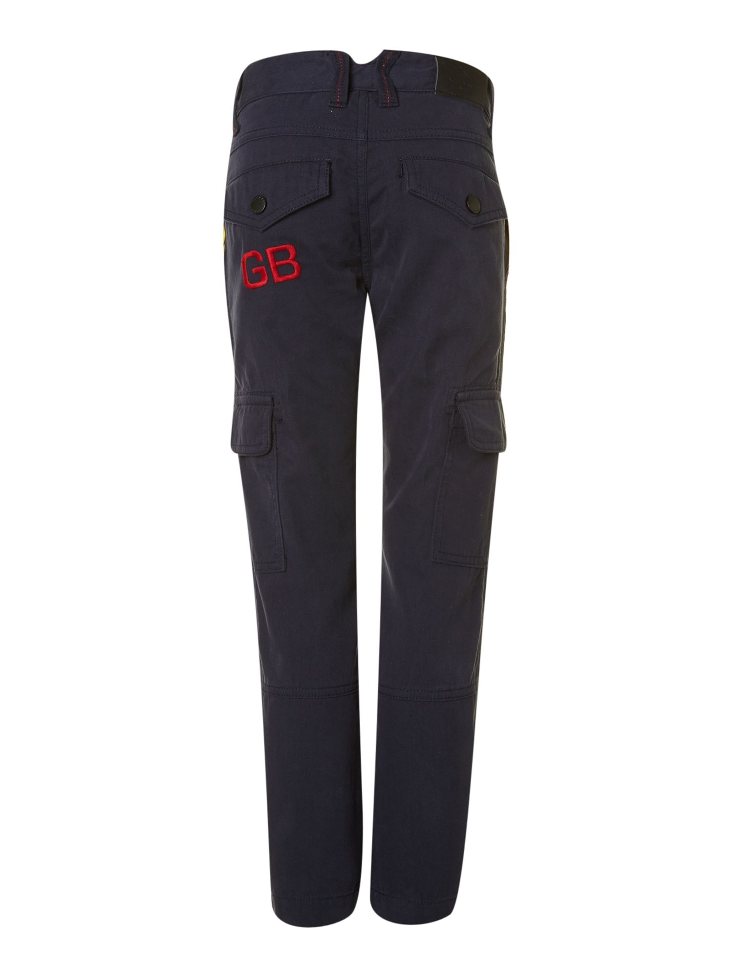 Boy`s Aston Martin combat trousers
