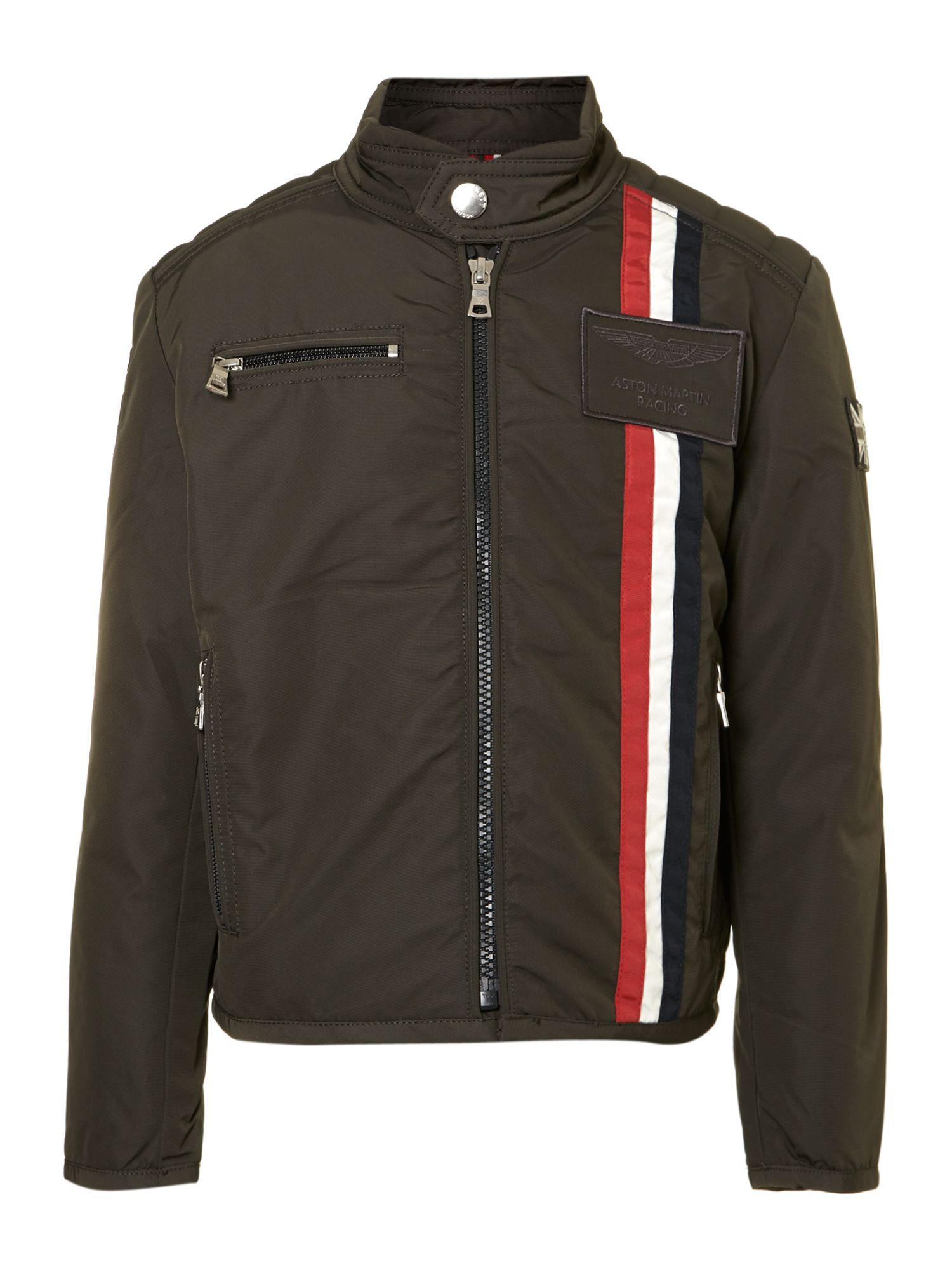 Boy`s Aston Martin racing jacket