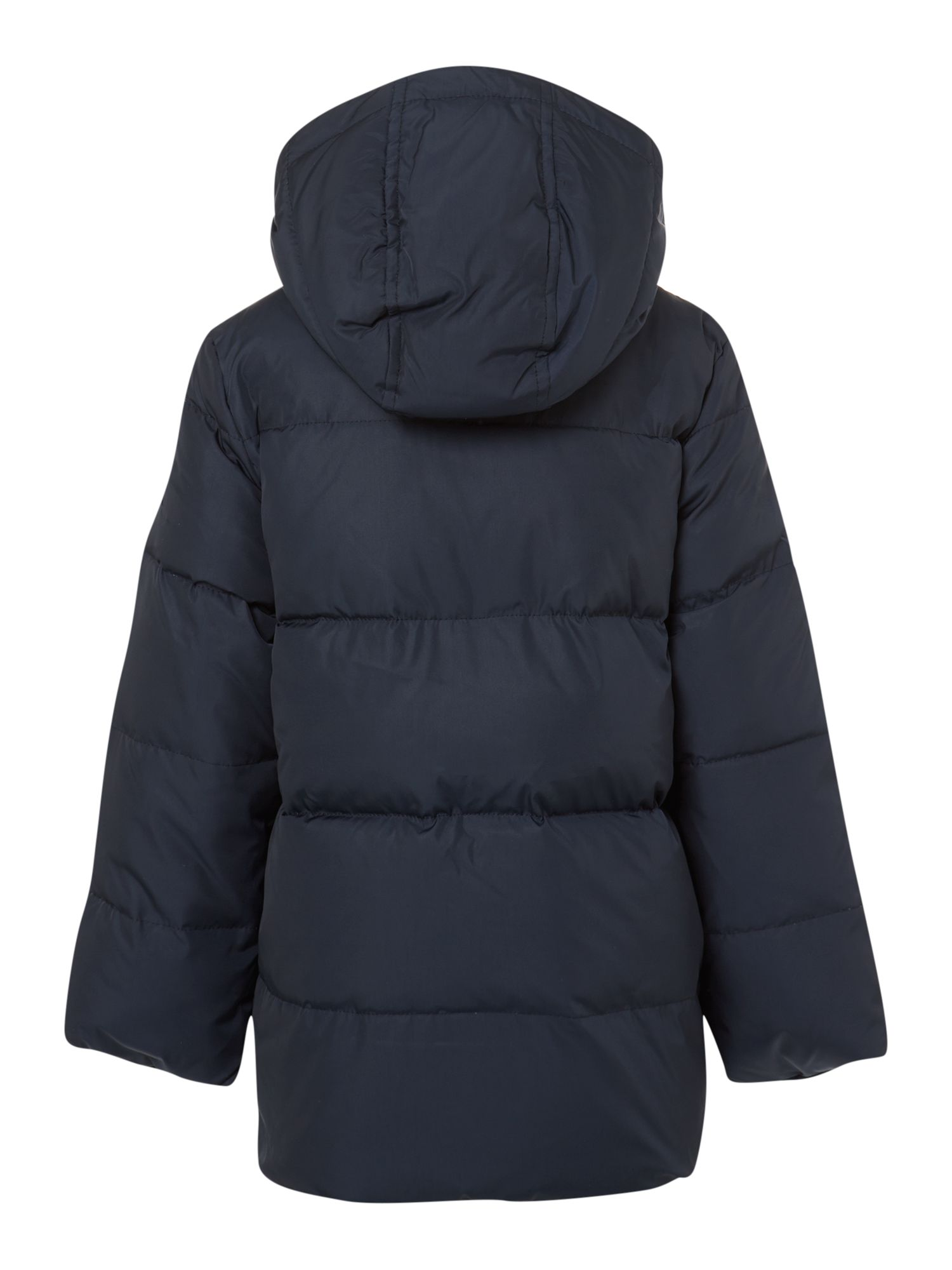 Boy`s feather padded jacket