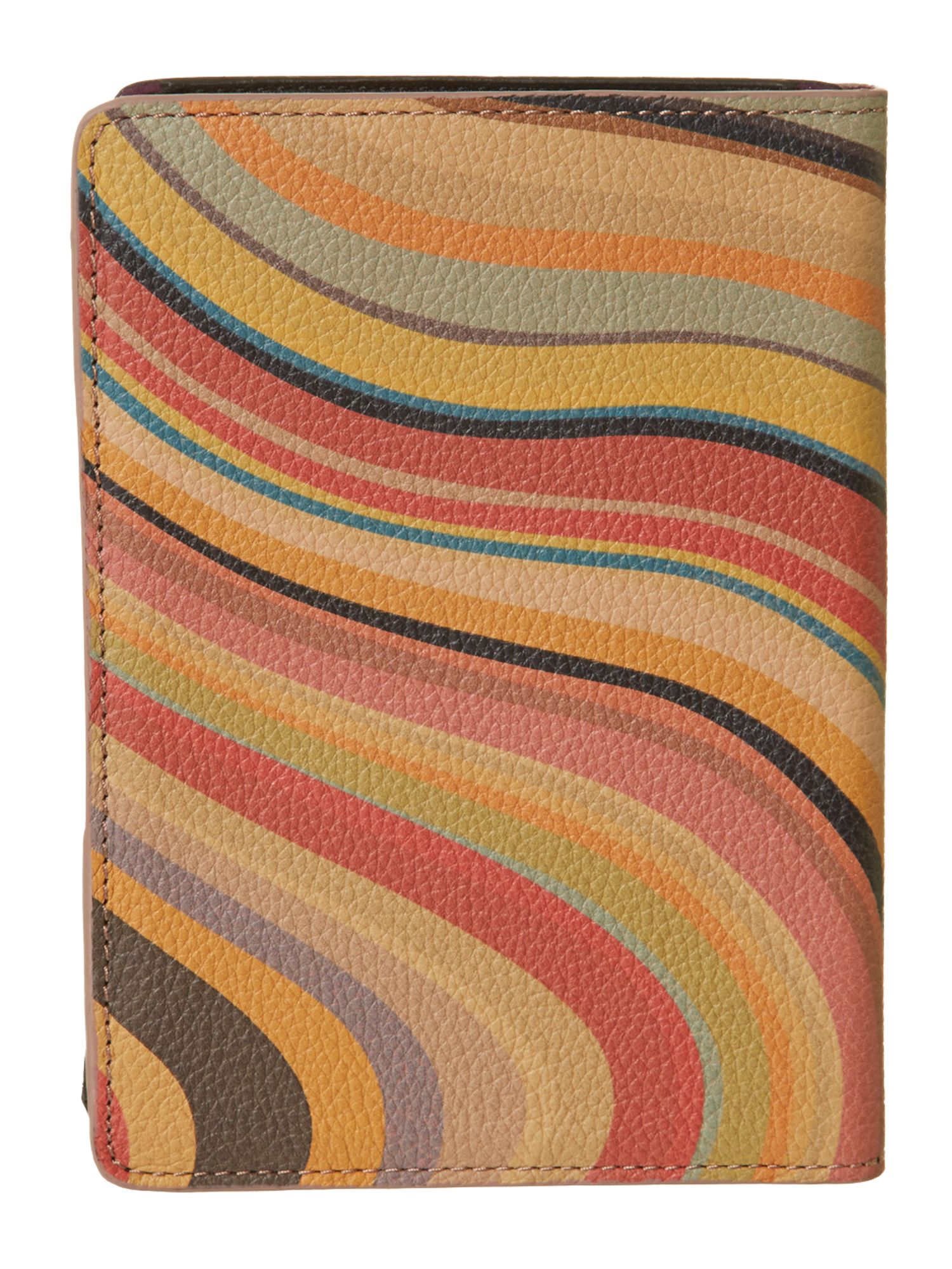 Swirl print kindle cover