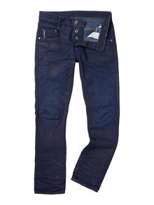 New radar slim fit aged jean