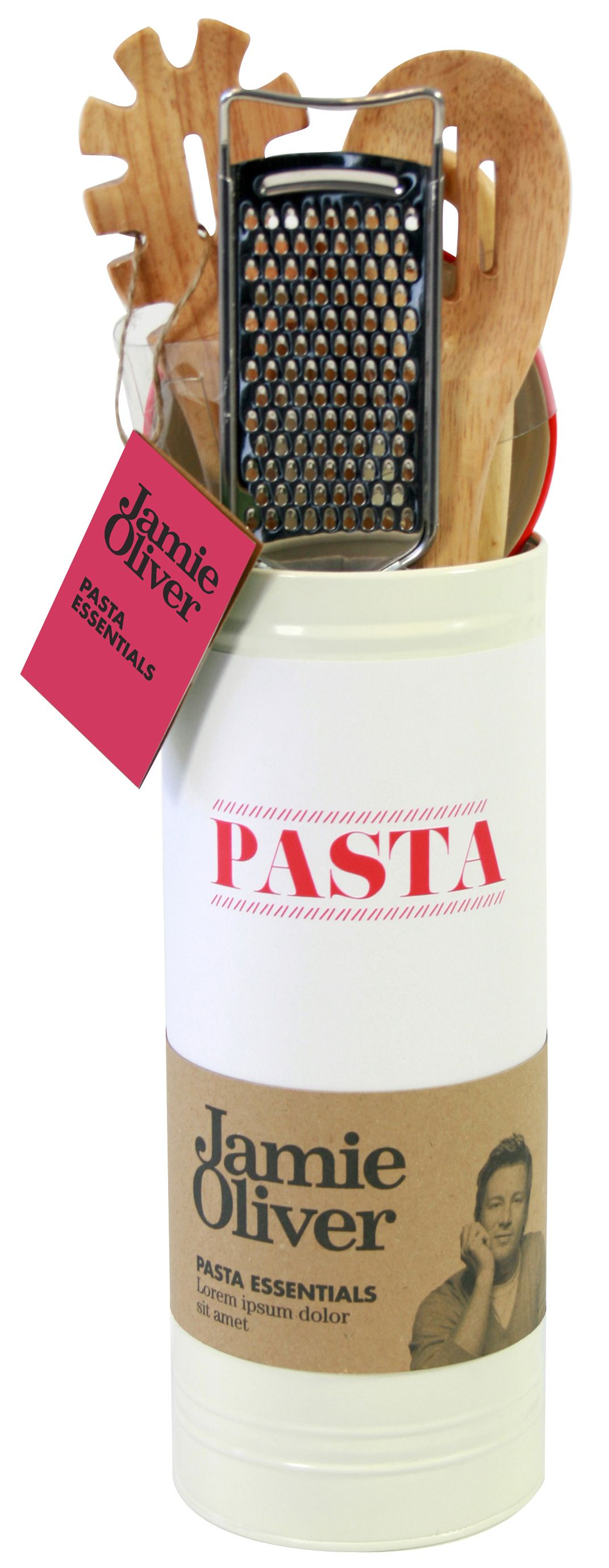 Perfect pasta kit wrapband