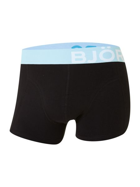 Bjorn Borg 2 pack side logo underwear trunk