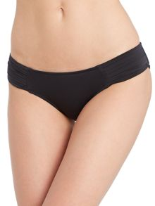 Seafolly Pleated hipster brief