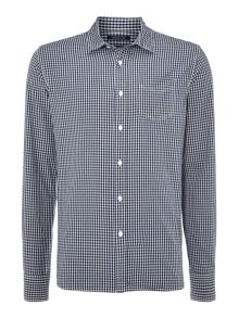 Greene gingham shirt