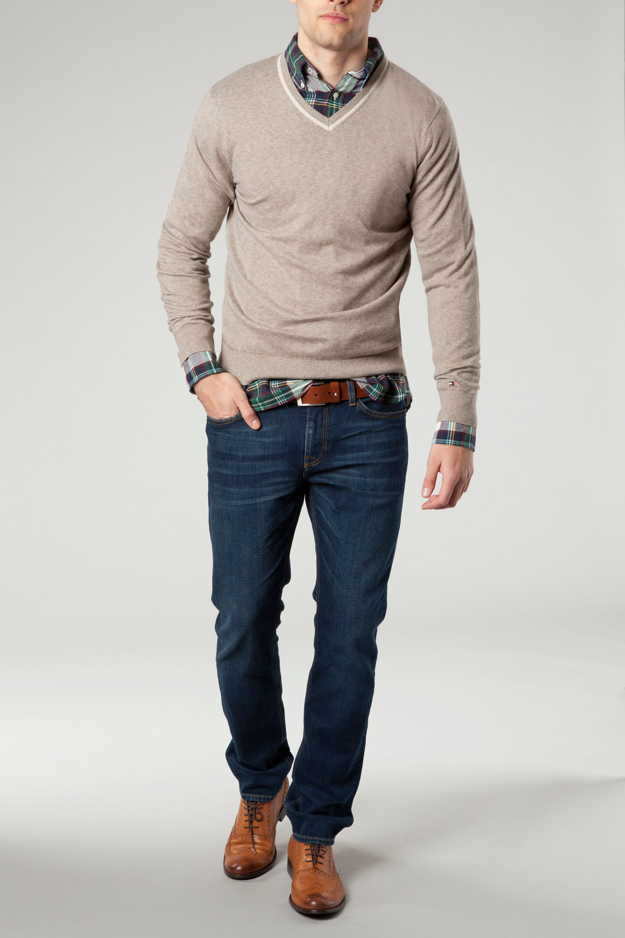Jack v-neck sweater