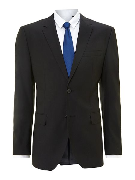 hugo boss suit fit guide