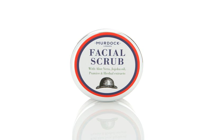 Murdock Exfoliating Facial Scrub 100ml